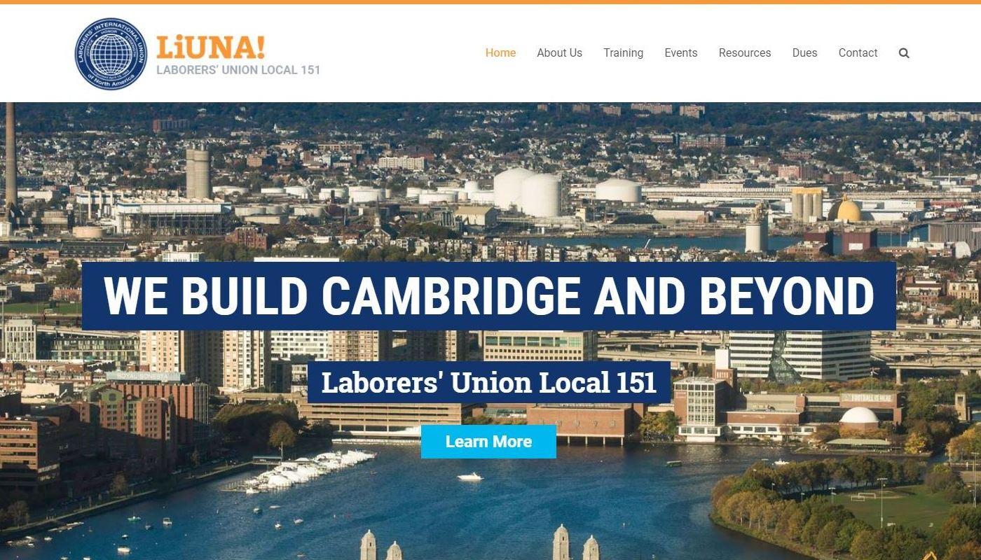Laborers Local 151 Cambridge