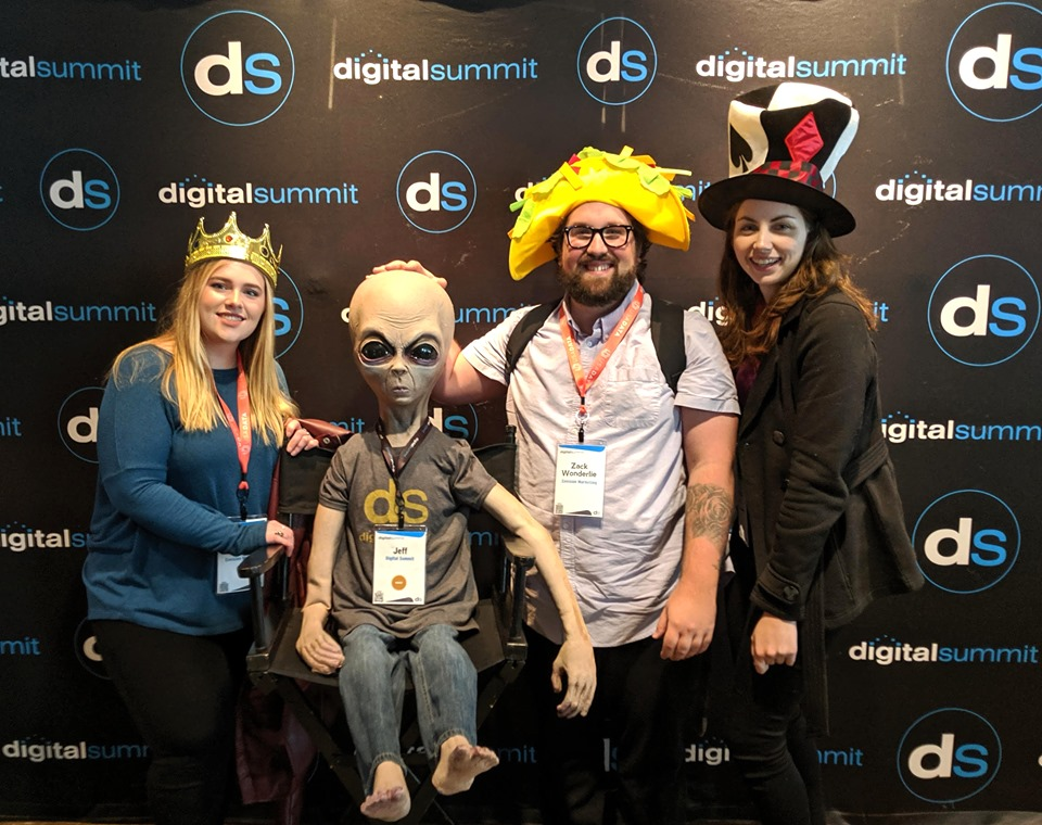 EMG Team Attends Digital Summit